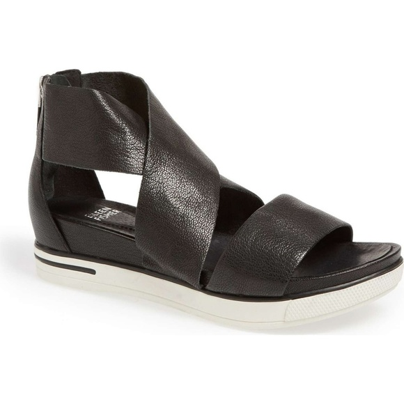 daf5b14e22ed7 Eileen Fisher Shoes - NEW Eileen Fisher sport wide-strap leather sandal